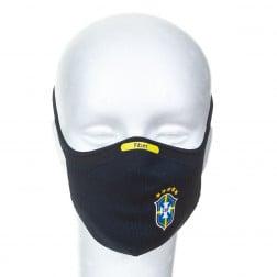 Mascara Fiber Knit Sport Cbf + 30 Filtros De Proteção + Suporte  Esporte - Indoor