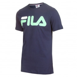 Camiseta  Fila Basic Letter Casual