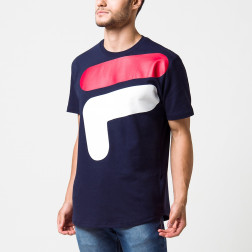 Camiseta  Fila Floating Oversize Casual