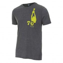 Camiseta  Umbro Museu Do Futebol Tacas 70 Casual