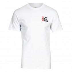 Camiseta  Vans Off The Wall Casual