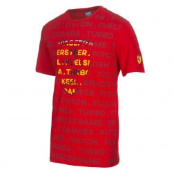 Camiseta  Puma Sf Big Shield Tee Casual
