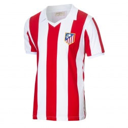 Camiseta  Retro Mania Atletico De Madrid 1970 Casual