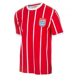 Camiseta  Retro Mania Bayern De Munique 1974 Futebol