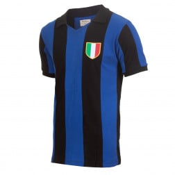 Camiseta  Retro Mania Inter De Milao 1966 Casual