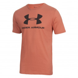 Camiseta  Under Armour Sportstyle Logo Academia - Fitness