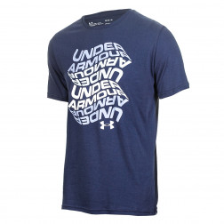 Camiseta  Under Armour Wordmark Casual